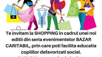 bazar caritabil