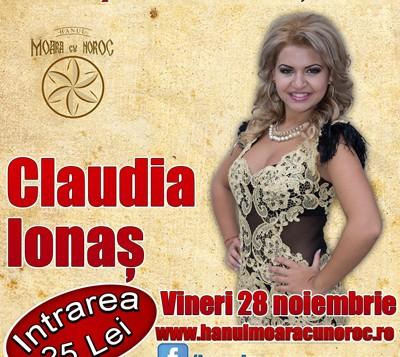Seara Claudia Ionas @ Hanul Moara cu Noroc