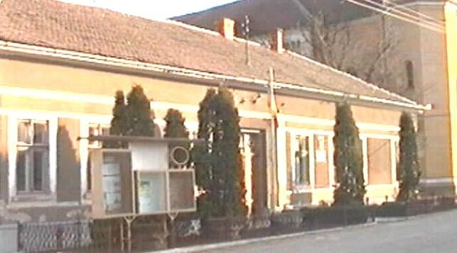 Istoria comunei Zăbrani